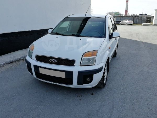 Ford Fusion, 2007 год, 205 000 руб.