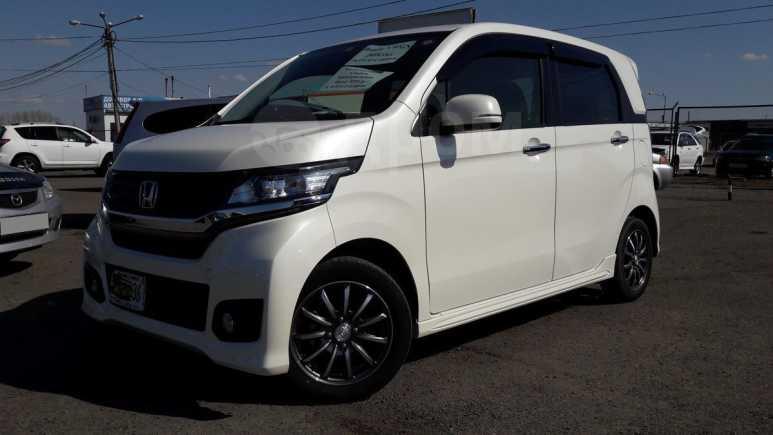 Honda N-WGN, 2016 год, 515 000 руб.