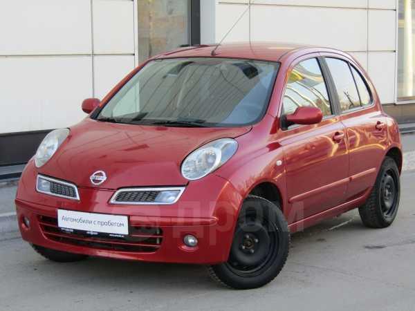 Nissan Micra, 2008 год, 250 000 руб.