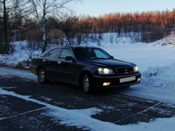 Toyota Crown, 2001 год, 453 000 руб.
