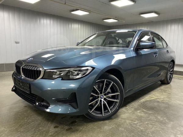 BMW 3-Series, 2020 год, 2 873 600 руб.
