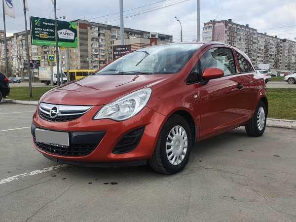 Opel Corsa, 2013 год, 345 000 руб.