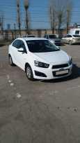 Chevrolet Aveo, 2014 год, 399 000 руб.