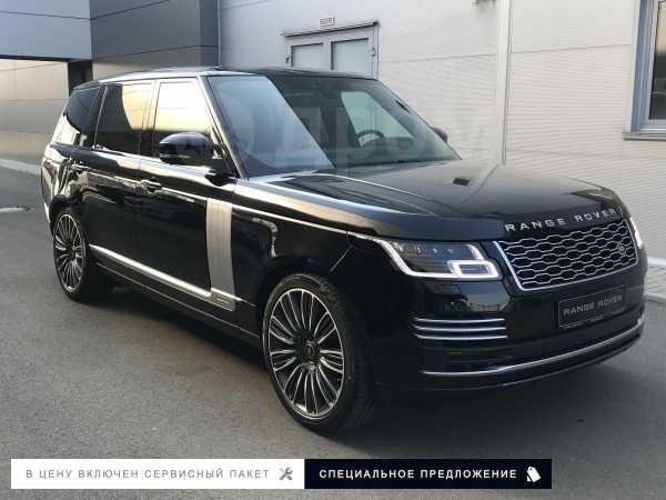 Land Rover Range Rover, 2020 год, 11 887 000 руб.