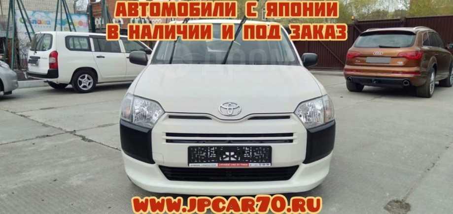 Toyota Succeed, 2017 год, 610 000 руб.