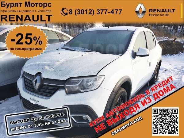 Renault Logan Stepway, 2019 год, 786 000 руб.