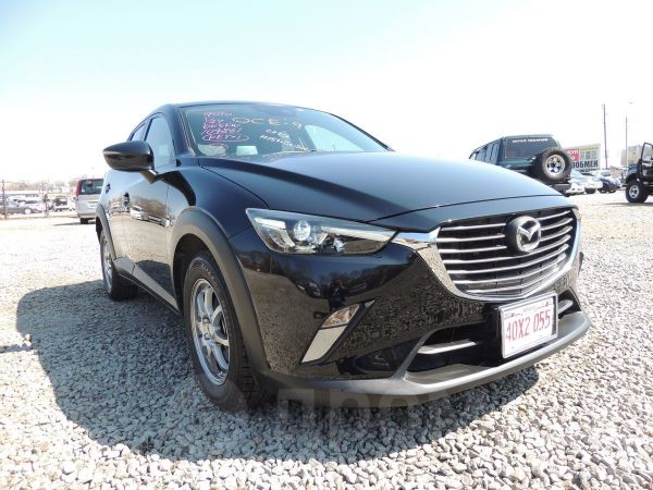 Mazda CX-3, 2015 год, 957 000 руб.