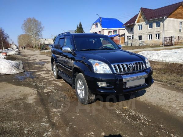 Toyota Land Cruiser Prado, 2007 год, 1 248 000 руб.