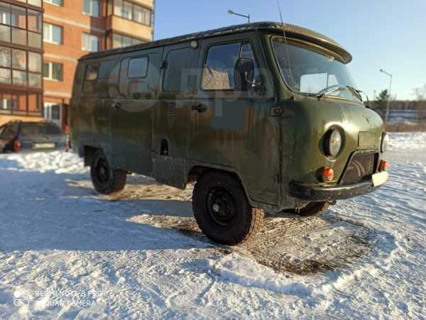 УАЗ Буханка, 1992 год, 99 000 руб.