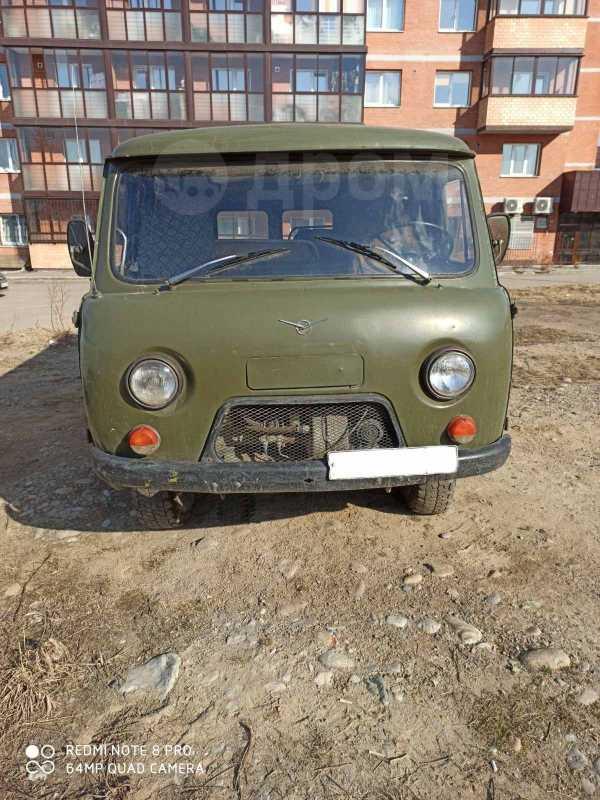 УАЗ Буханка, 1992 год, 92 000 руб.