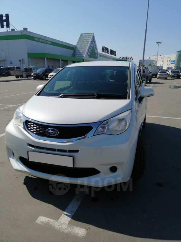 Subaru Trezia, 2014 год, 545 000 руб.
