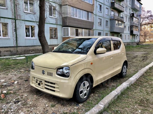 Suzuki Alto, 2016 год, 348 000 руб.
