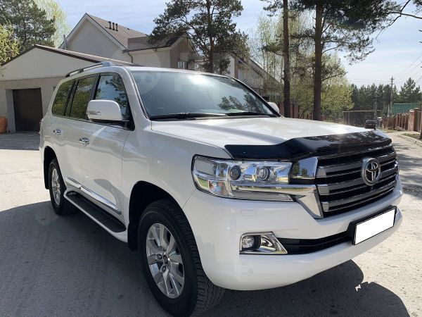 Toyota Land Cruiser, 2017 год, 3 700 000 руб.