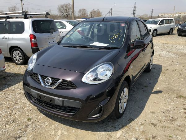 Nissan March, 2015 год, 430 000 руб.