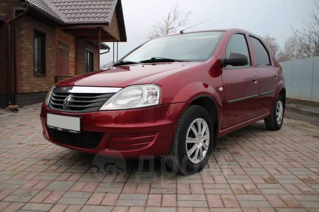 Renault Logan, 2011 год, 318 000 руб.