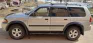 Mitsubishi Montero Sport, 2001 год, 449 000 руб.