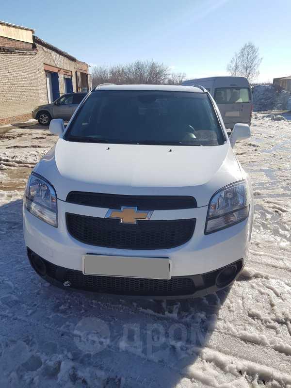 Chevrolet Orlando, 2013 год, 660 000 руб.
