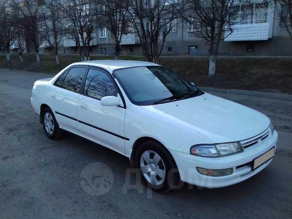 Toyota Carina, 1996 год, 218 000 руб.