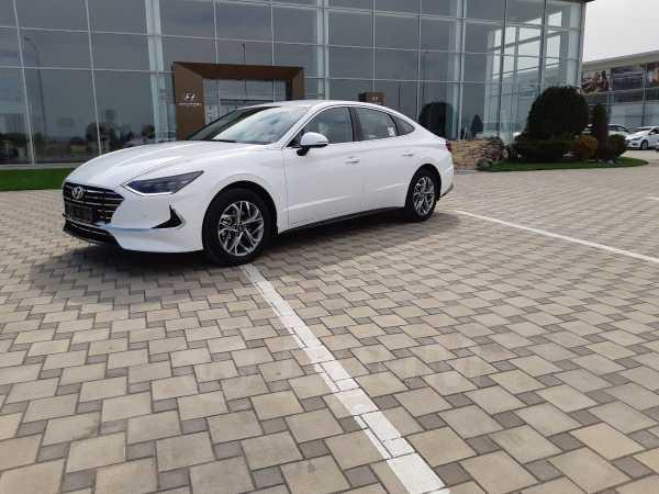 Hyundai Sonata, 2020 год, 1 733 119 руб.
