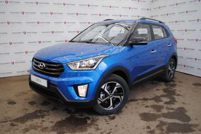 Hyundai Creta, 2020 год, 1 420 000 руб.