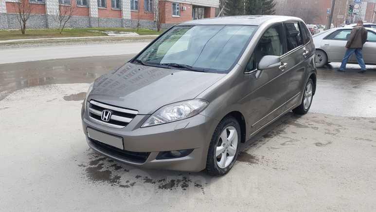 Honda FR-V, 2007 год, 520 000 руб.
