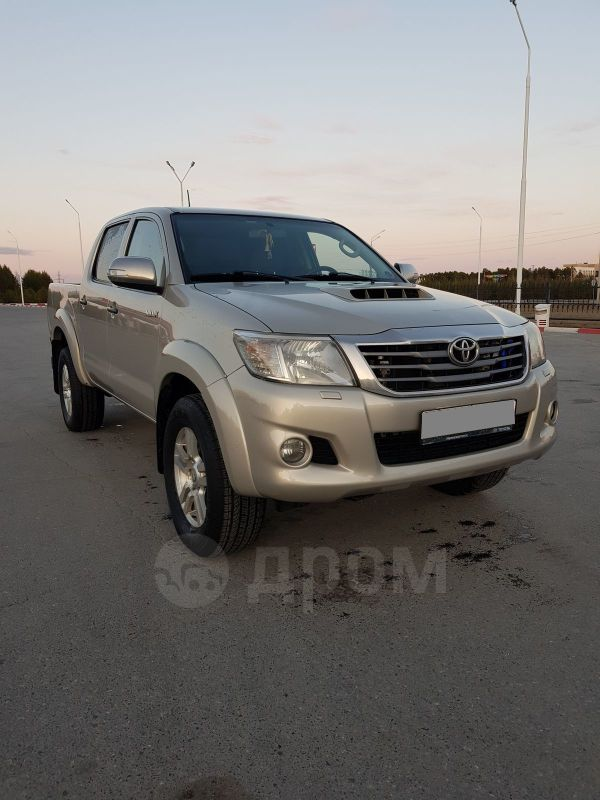 Toyota Hilux Pick Up, 2012 год, 1 150 000 руб.