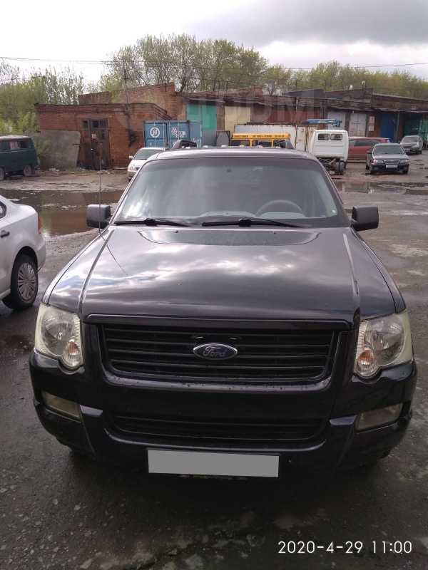 Ford Explorer, 2006 год, 600 000 руб.