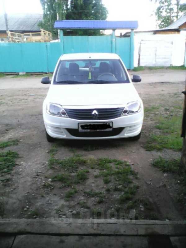 Renault Logan, 2012 год, 315 000 руб.