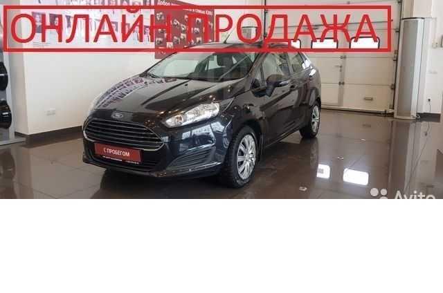 Ford Fiesta, 2015 год, 470 000 руб.