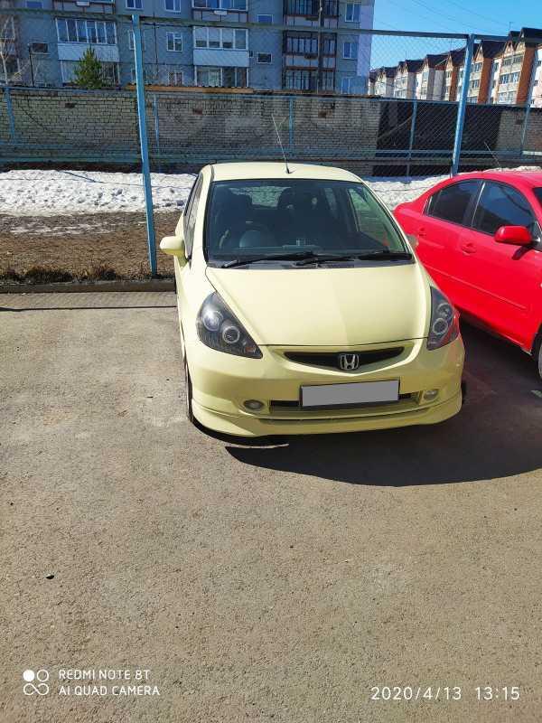 Honda Fit, 2002 год, 253 000 руб.