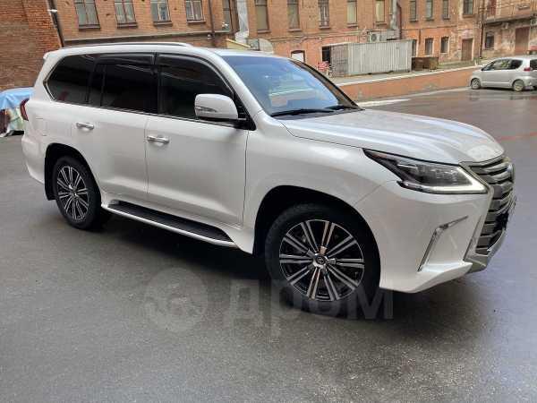 Lexus LX570, 2018 год, 5 850 000 руб.