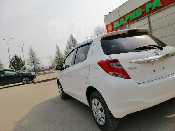 Toyota Vitz, 2016 год, 629 000 руб.