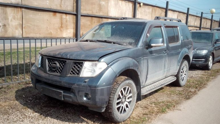 Nissan Pathfinder, 2007 год, 570 000 руб.