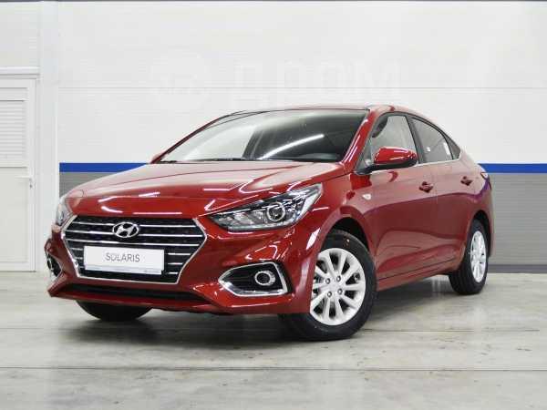Hyundai Solaris, 2020 год, 1 038 000 руб.