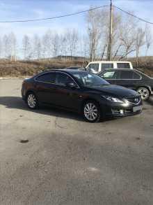 Абакан Mazda Mazda6 2008