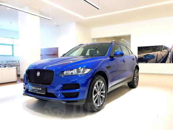 Jaguar F-Pace, 2020 год, 4 604 000 руб.