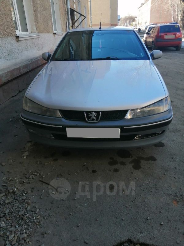 Peugeot 406, 1999 год, 160 000 руб.