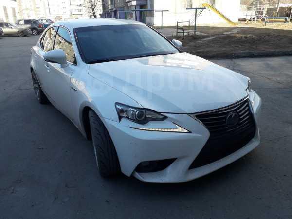 Lexus IS300h, 2013 год, 1 140 000 руб.