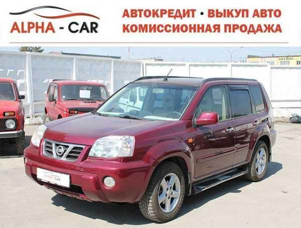 Nissan X-Trail, 2003 год, 437 000 руб.