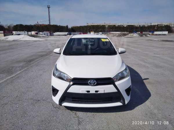 Toyota Yaris, 2015 год, 1 117 000 руб.