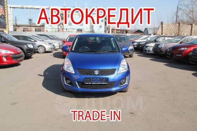 Suzuki Swift, 2014 год, 550 000 руб.