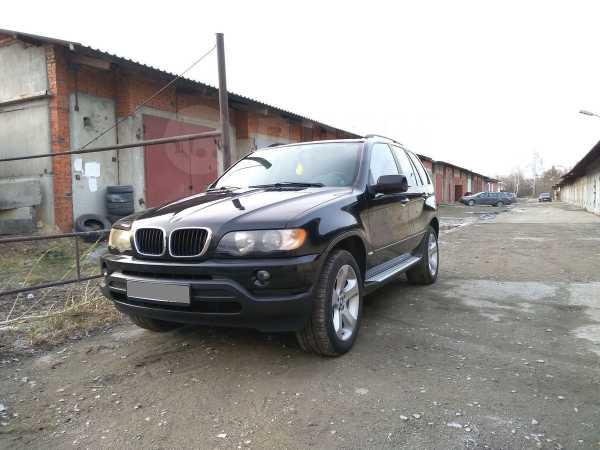 BMW X5, 2002 год, 580 000 руб.