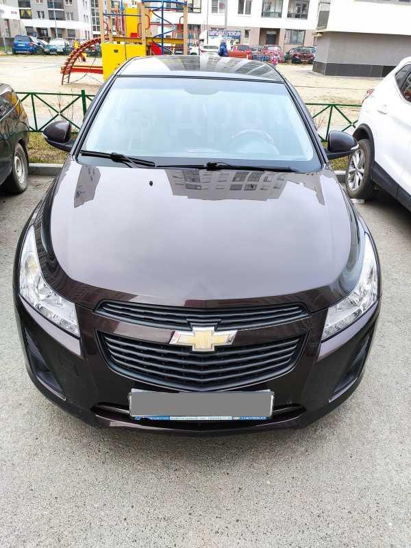 Chevrolet Cruze, 2014 год, 455 000 руб.