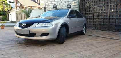 Сочи Mazda6 2004