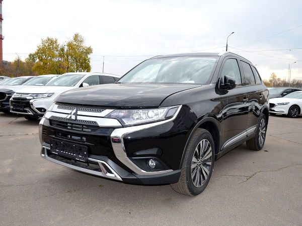 Mitsubishi Outlander, 2019 год, 2 217 000 руб.