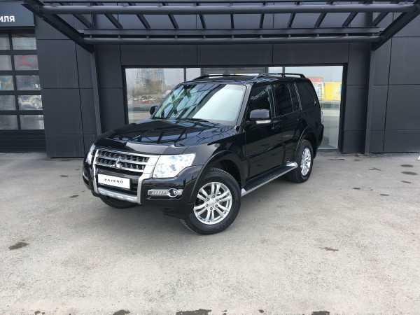 Mitsubishi Pajero, 2018 год, 2 735 000 руб.