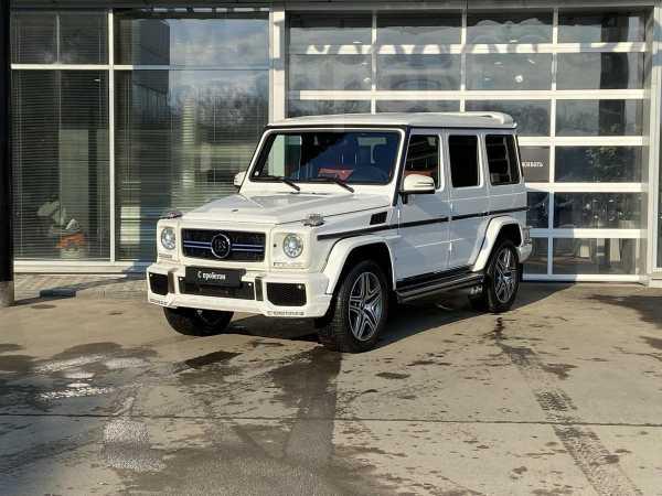 Mercedes-Benz G-Class, 2014 год, 4 520 000 руб.