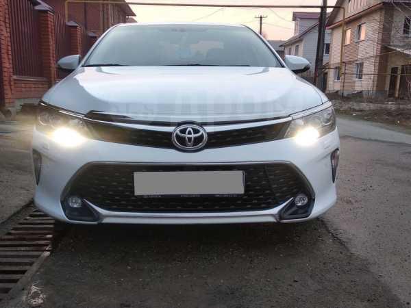 Toyota Camry, 2017 год, 1 480 000 руб.