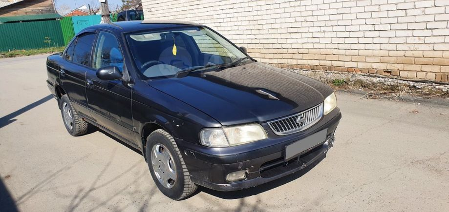 Nissan Sunny, 1998 год, 59 999 руб.