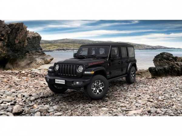 Jeep Wrangler, 2019 год, 4 885 000 руб.